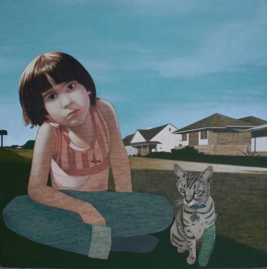 """erin tobey"" Sean Mahan Art"