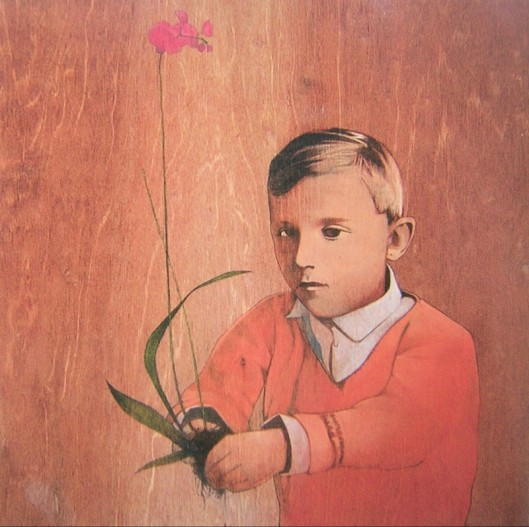 """orchid boy"" Sean Mahan Art"