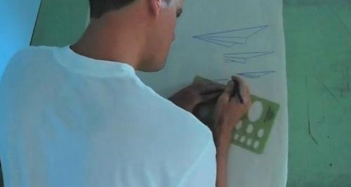 sean mahan art drawing video still
