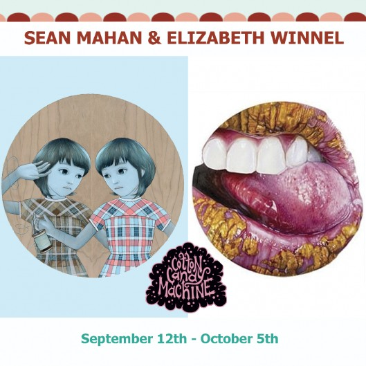 Sean Mahan Cotton Candy Machine